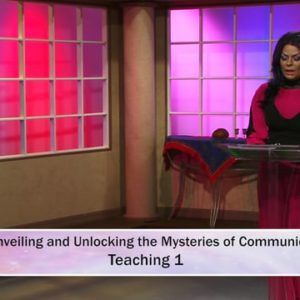 Unveiling and Unlocking the Mysteries of Communion